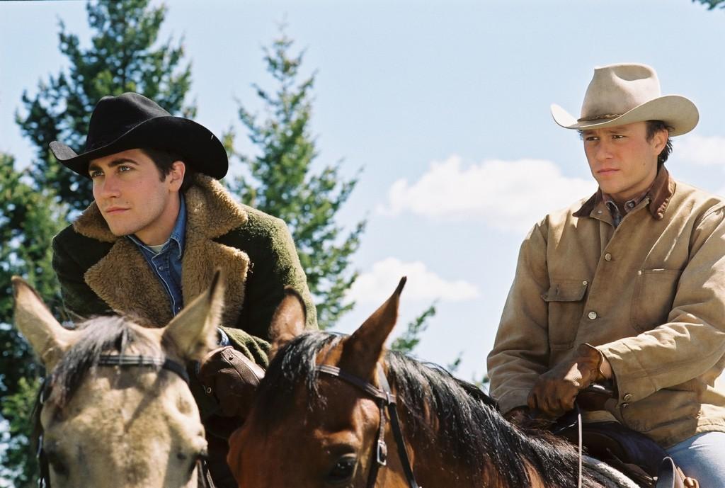 Brokeback Mountain-Heath Ledger-Jake Gyllenhaal-Anne Hathaway-Oscar