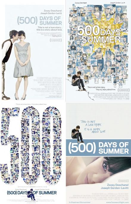 500daysofsummerposters