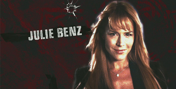 julie benz images. Julie Benz#39;s work ranges from