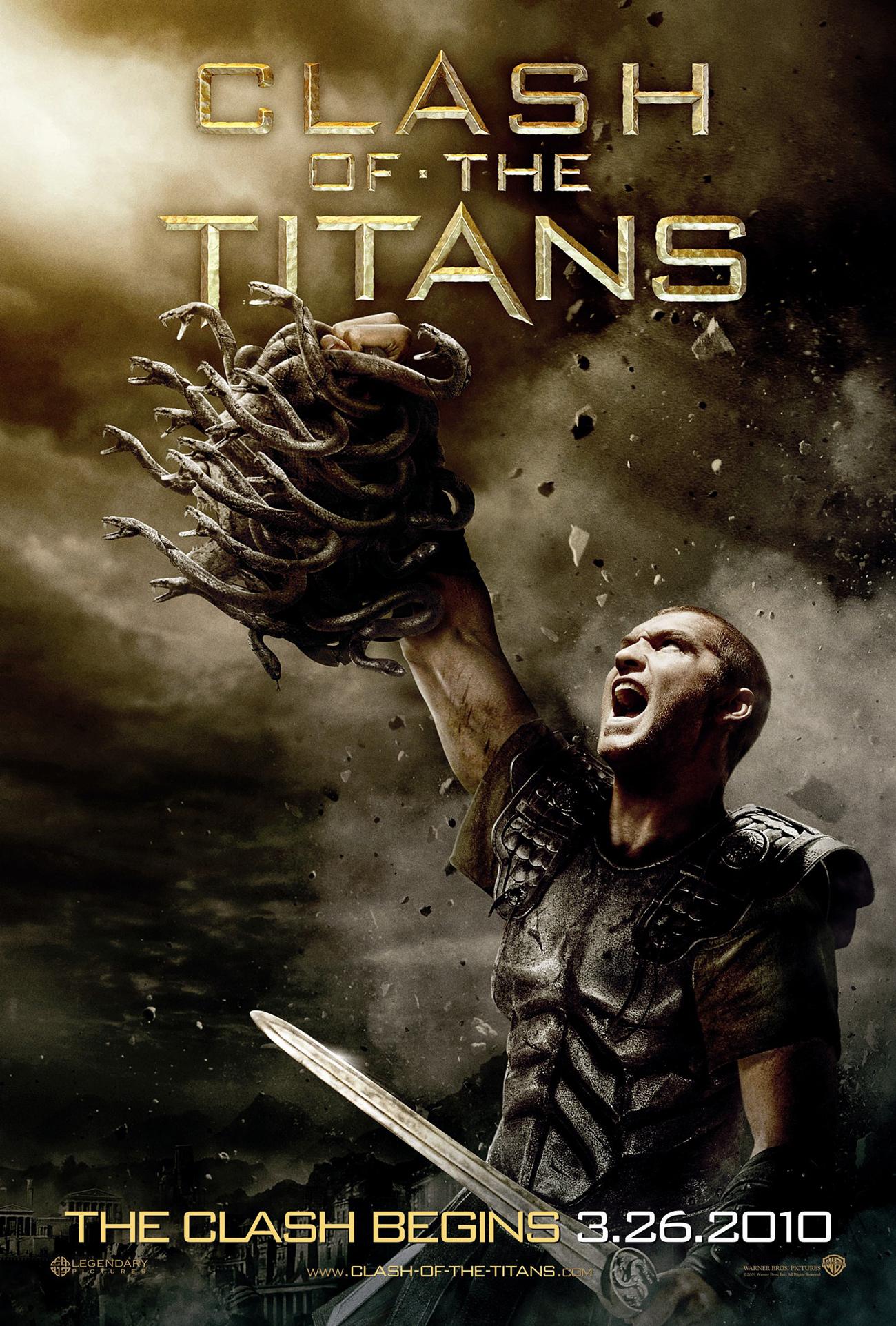 U0026 39 Clash Of The Titans U0026 39  Trailer  2   New Posters