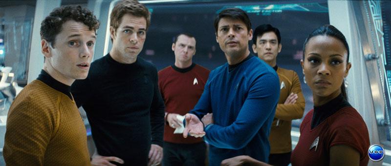 Star trek new movie cast