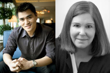 writer, Jose Antonio Vargas, and director, Susan Koch, of 'The Other City'