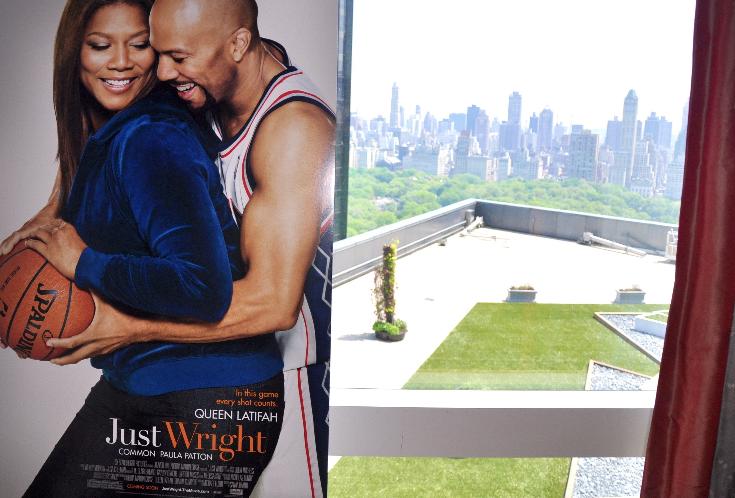 'Just Wright' Cast and Director Interview