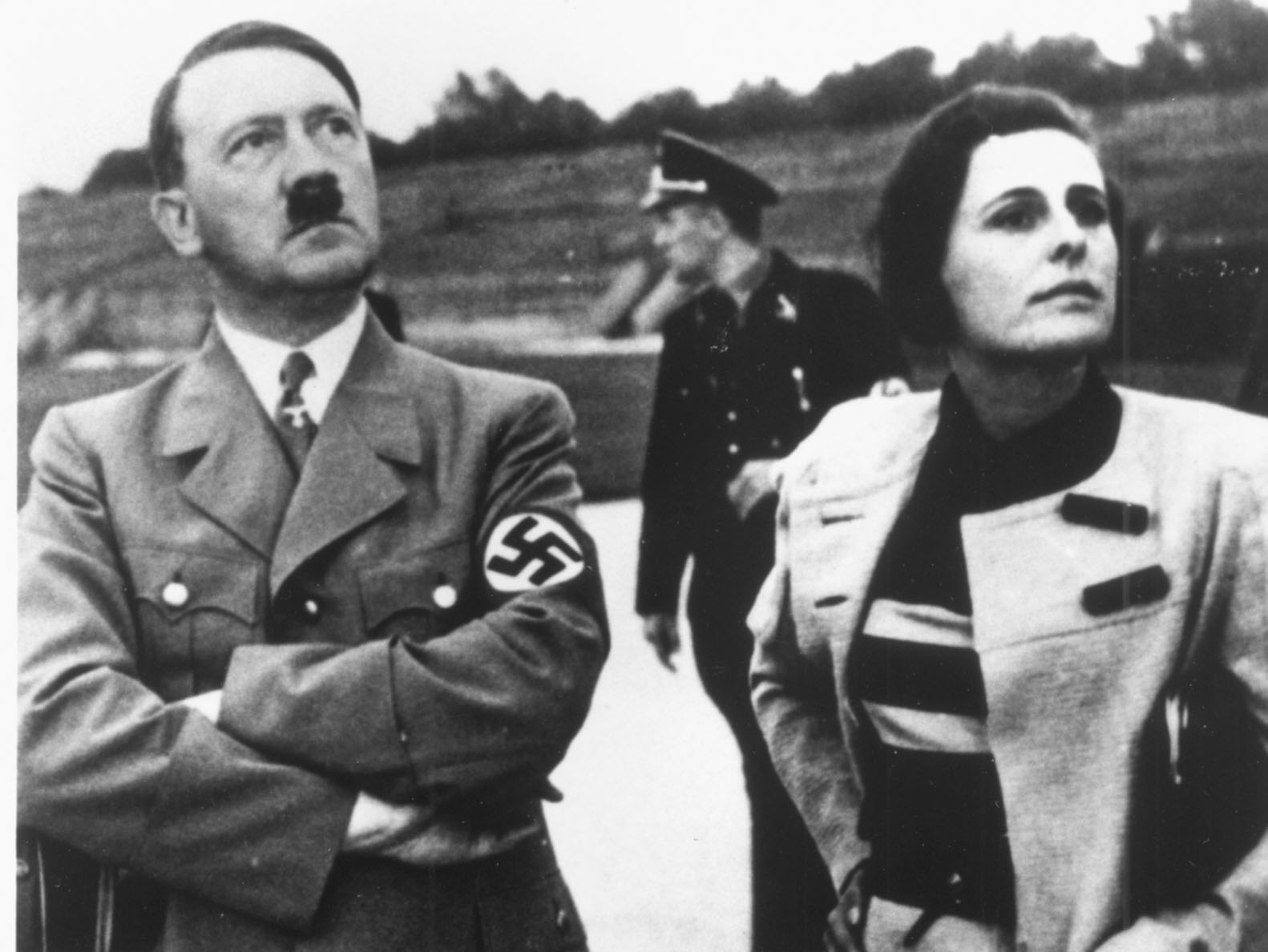 leni riefenstahl nazi sympathiser or creator Leni riefenstahl was a german film director notorious for making the most effective nazi propaganda films in this documentary, she addresses her past for the first time on camera.