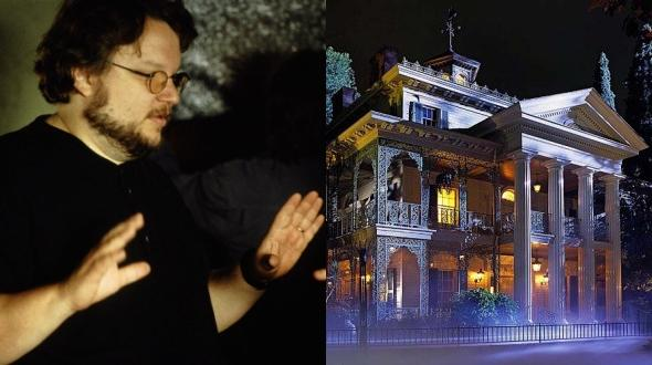 [SDCC] Guillermo del Toro To Helm 'The Haunted Mansion'