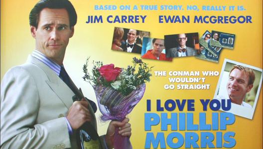 I love you Phillip Morris movie poster