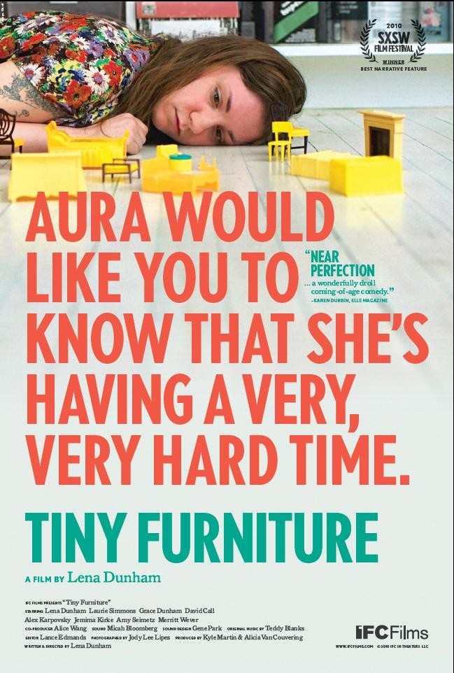 Tiny Furniture - Final Poster