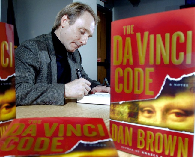 Dan Brown Will Write The Lost Symbol Screenplay