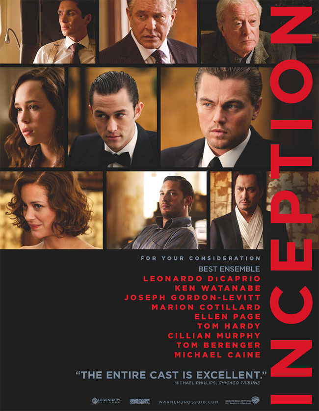"A dream Movie "" Inception"" Essay Sample"