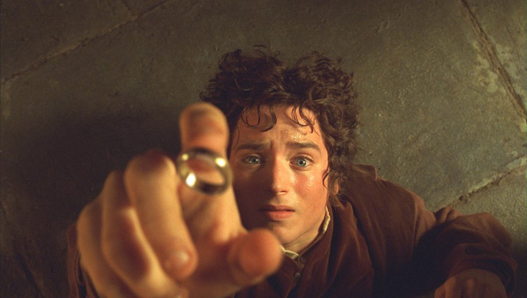 Elijah Wood Lord of the Rings