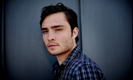 ed westwick gossip girl. British-born actor Ed Westwick