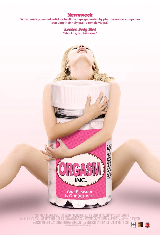 Orgasm Inc affiche