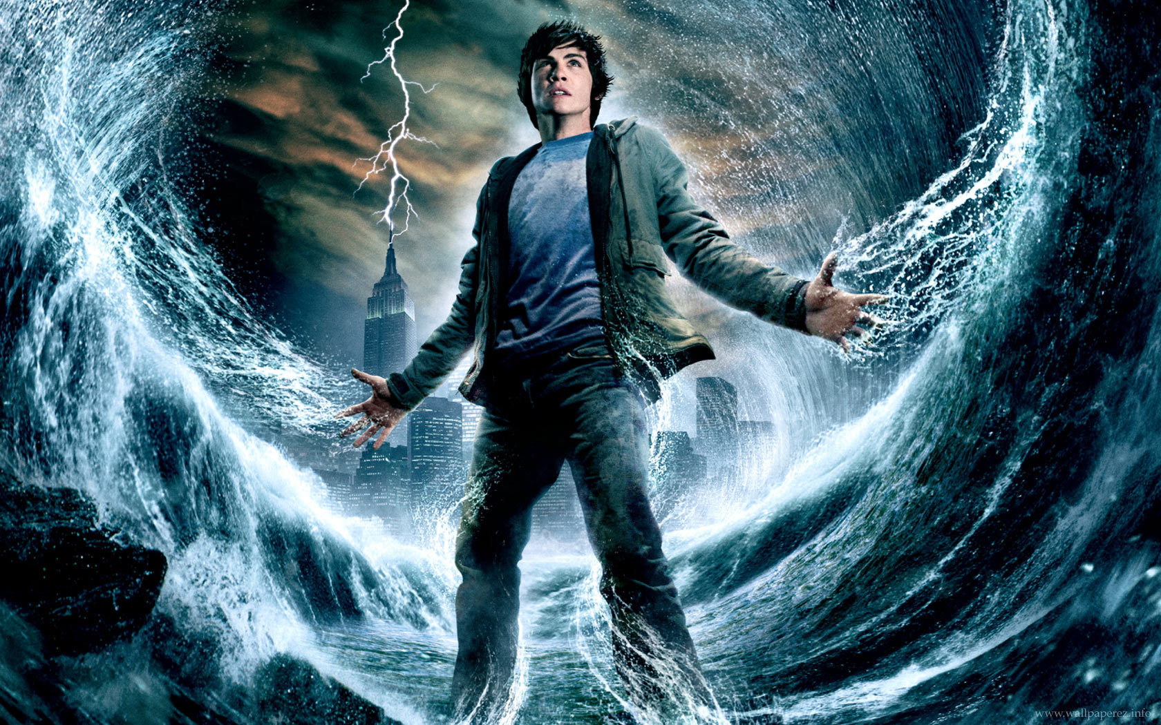 Percy jackson and olympians lightning thief 2029