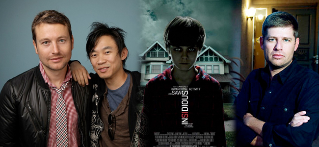 Interview] James Wan, Leigh Whannell, and Oren Peli on