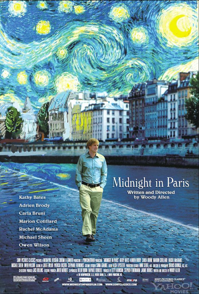 a night in paris movie woody allen