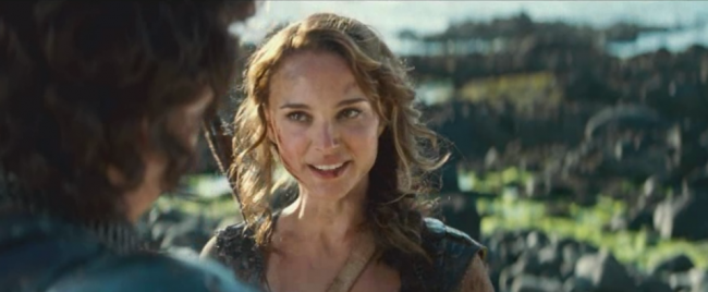 natalie portman your highness pictures. A restricted trailer for #39;Your