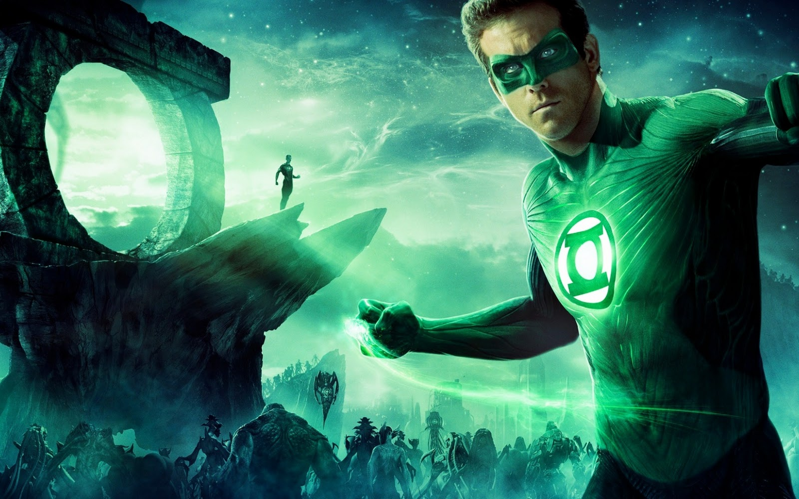 2011 Green Lantern Movie 1680x1050 ADULT FILM: Supergirl XXX teaser trailer arrives (Safe For Work)