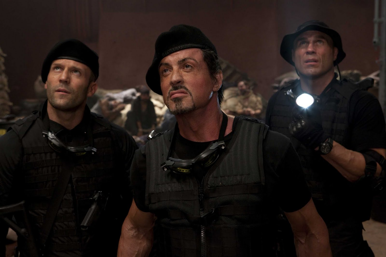 Sylvester Stallone In Expendables 2 Wallpapers: 'The Expendables 2' Casting Rumors Begin To Swirl