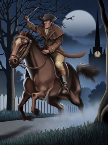 a history of paul revere an american hero Paul revere's ride (1860) is a poem by american poet henry wadsworth  knew that having only one hero demonstrated how one man can change history.