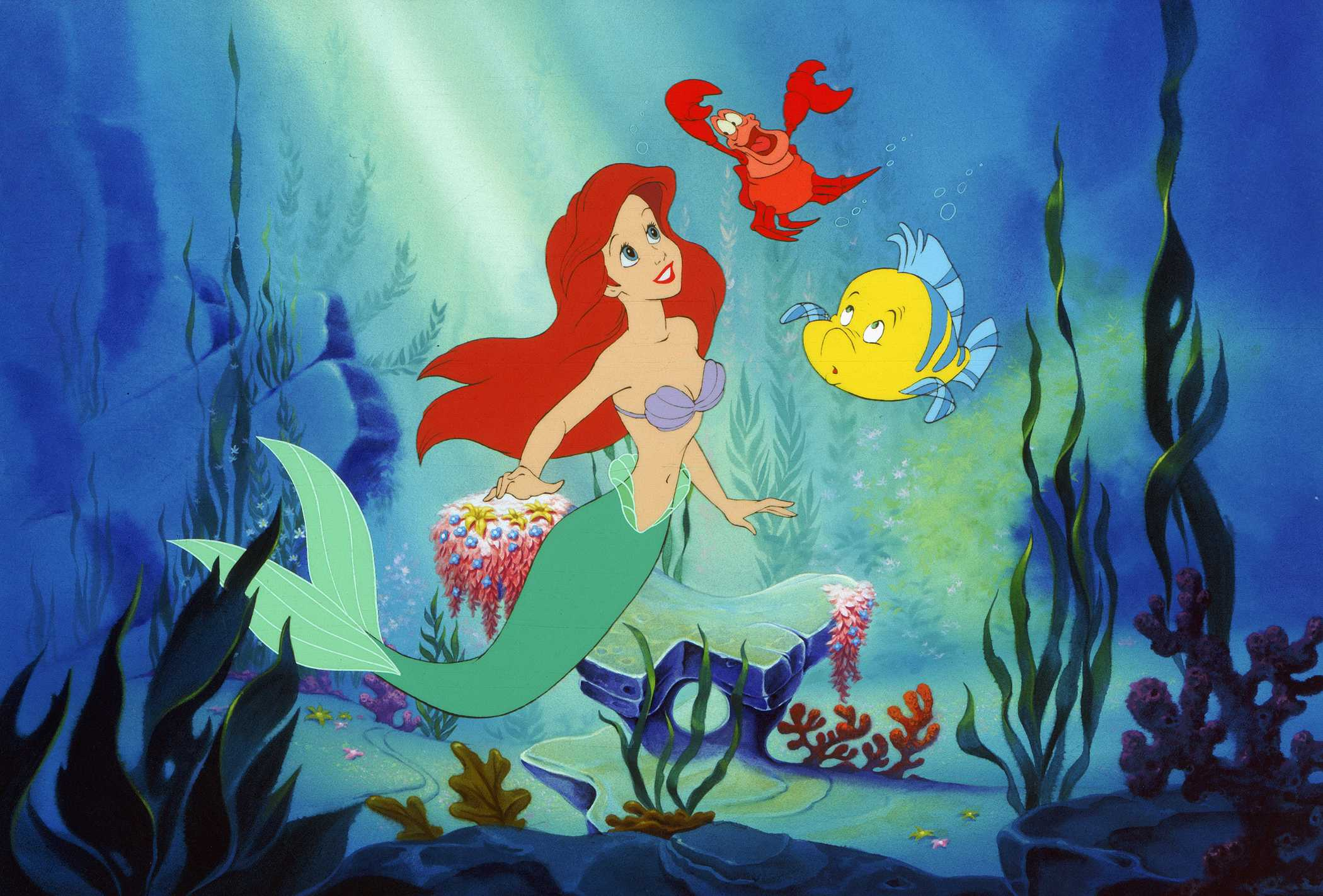 Dark Little Mermaid Film Forthcoming