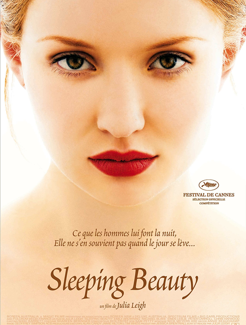 Emily Browning Sleeping Beauty 2011