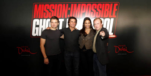mission impossible ghost protocol 2011. #39;Mission: Impossible – Ghost
