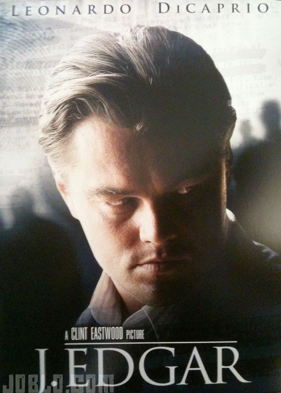 First Posters For Clint Eastwood's 'J. Edgar' and ...