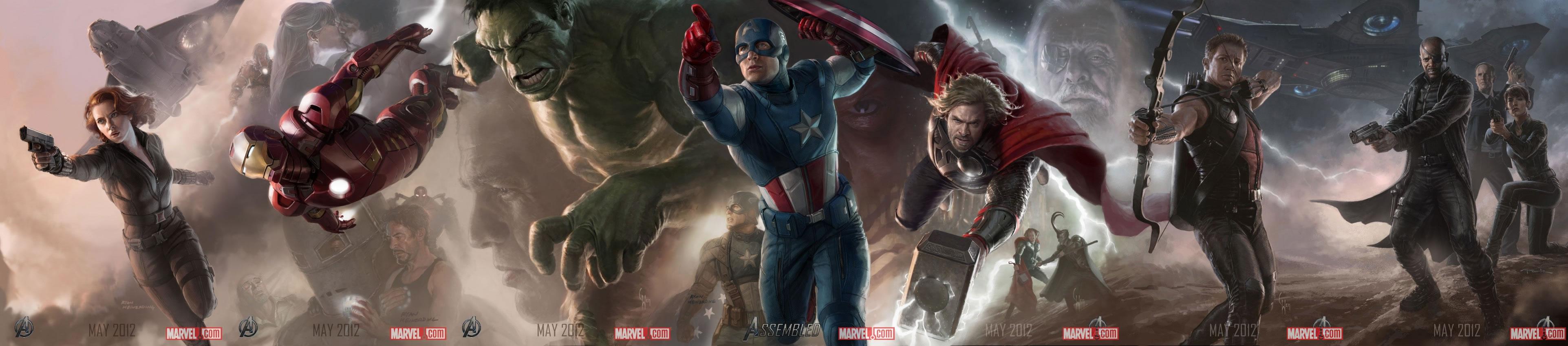 The Captain America/Chris Evans Thread - Page 3 Avengersassemblelarge
