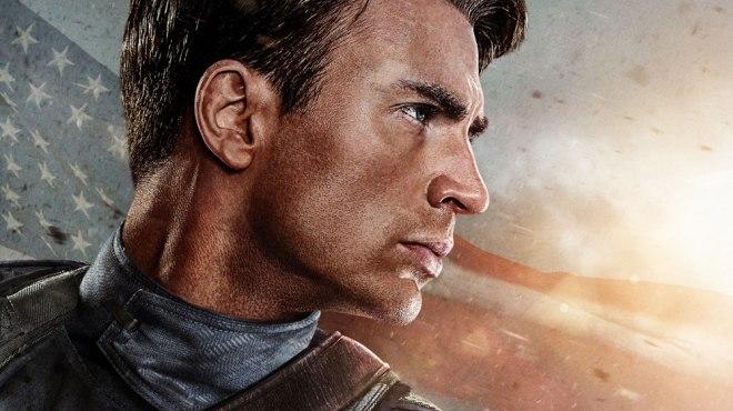 Captain America - Evans