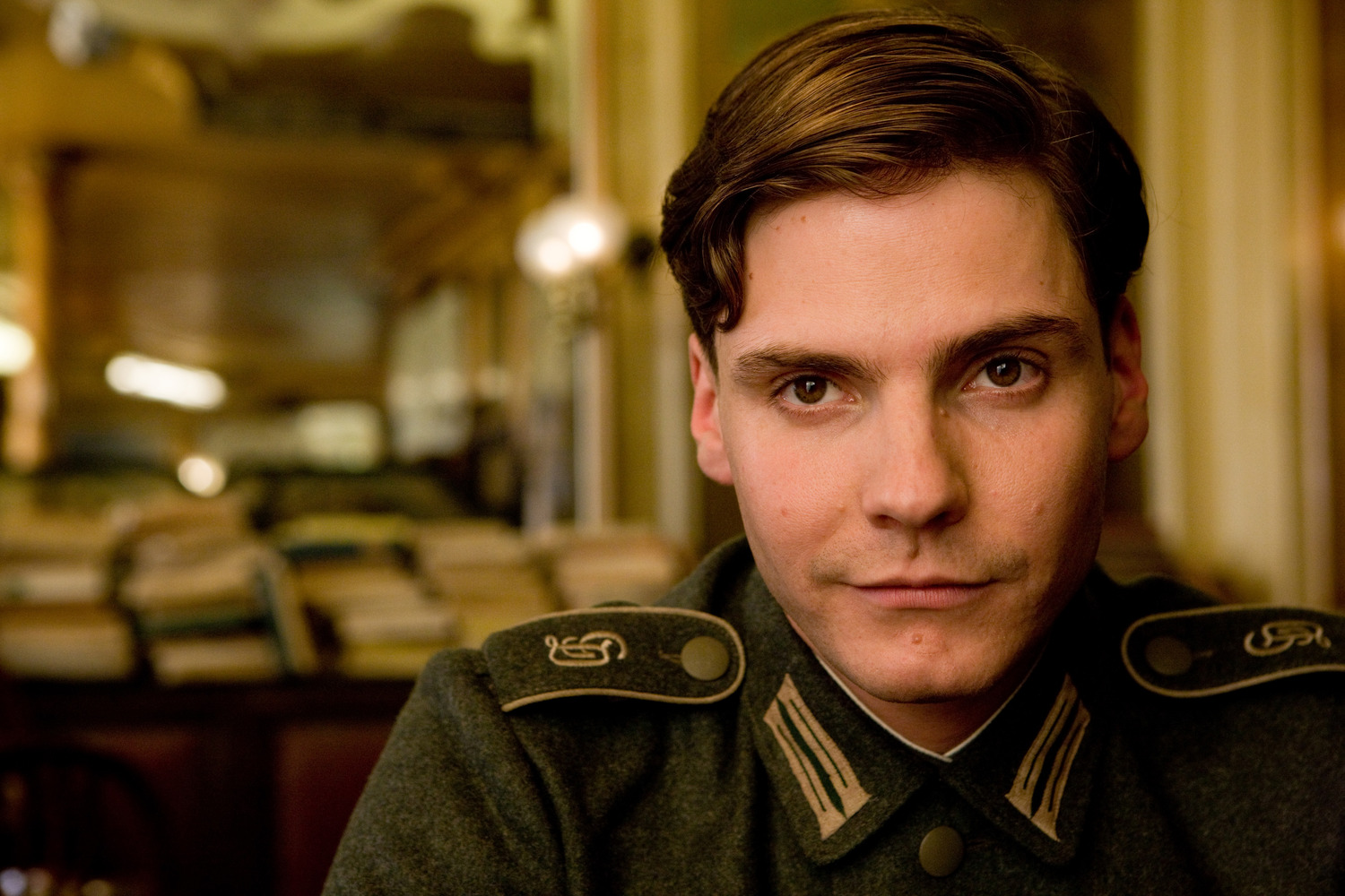 'Inglourious Basterds' Actor Daniel Brühl May Land Major ...
