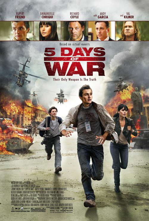 Five Days of War 1