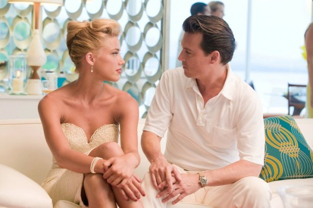 The Rum Diary' Trailer: Johnny Depp Returns To The Deranged