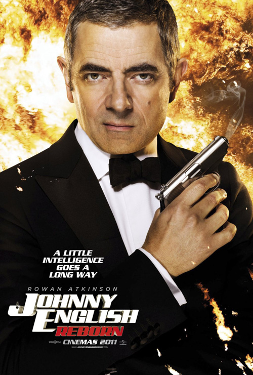 Johnny English 1