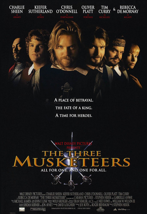Three Musketeers 5