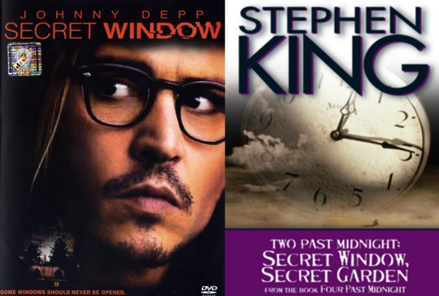 Adapt This Secret Window The Koepp Vs The King