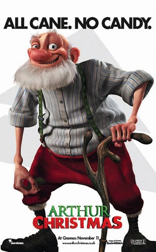 Arthur Christmas 1