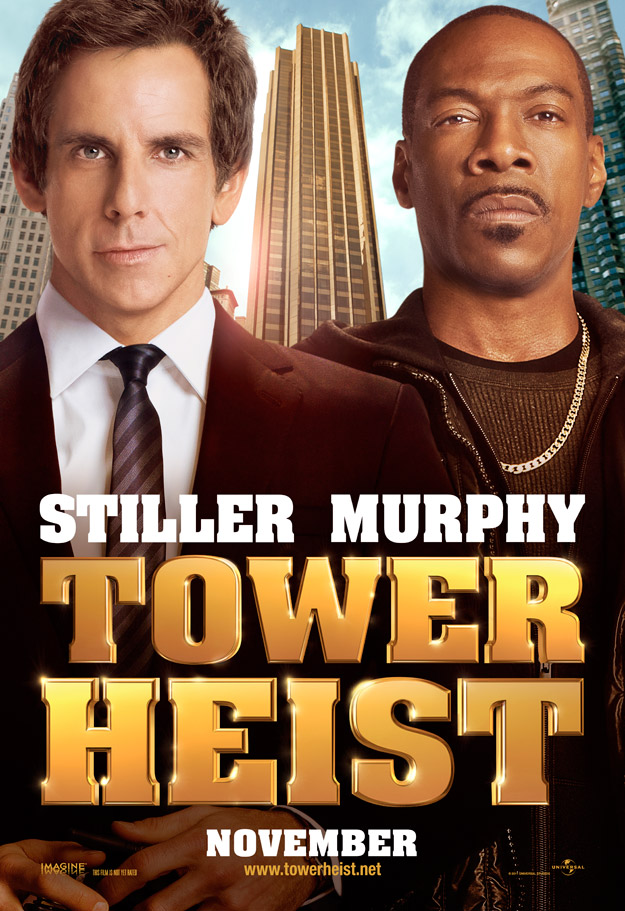 'Tower Heist' News: Premium VOD Plan Scrapped, New Poster ...