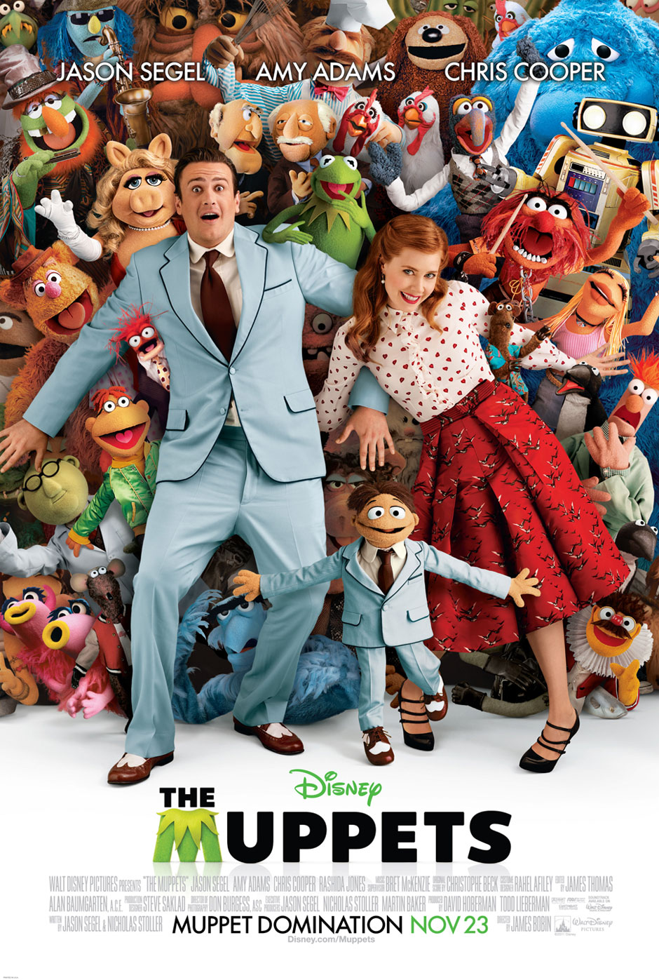 [Review] The Muppets