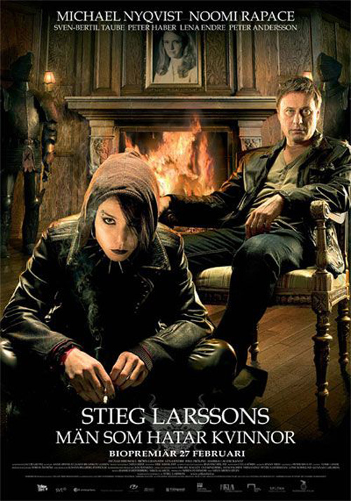 The Girl with the Dragon Tattoo 5