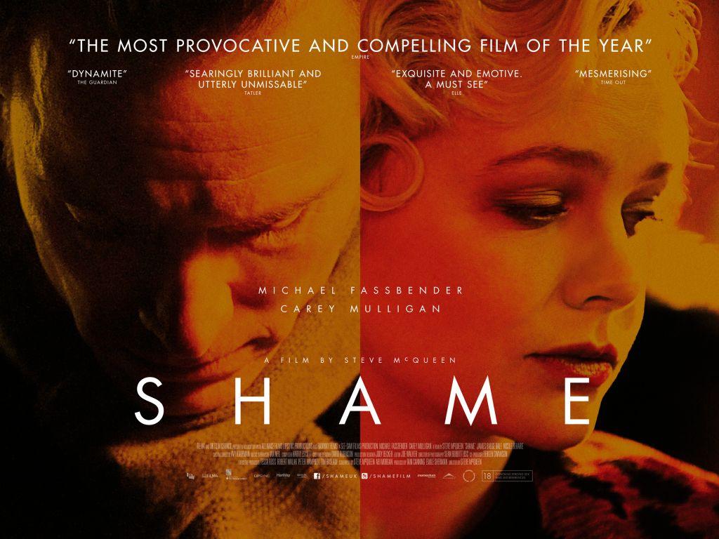Sizzling Uk Poster For Shame Soundtrack Details Released