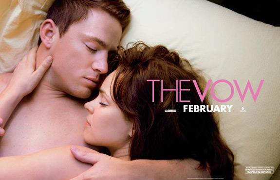 The Vow' Trailer #2 – Rachel McAdams & Channing Tatum's Romantic