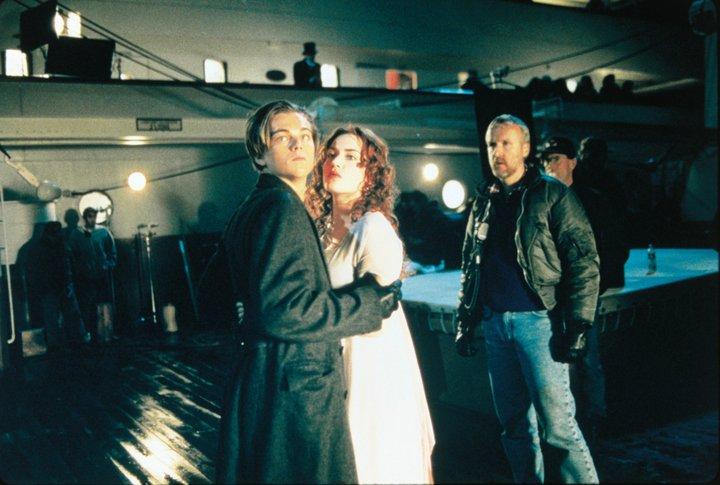 Making Off do Titanic
