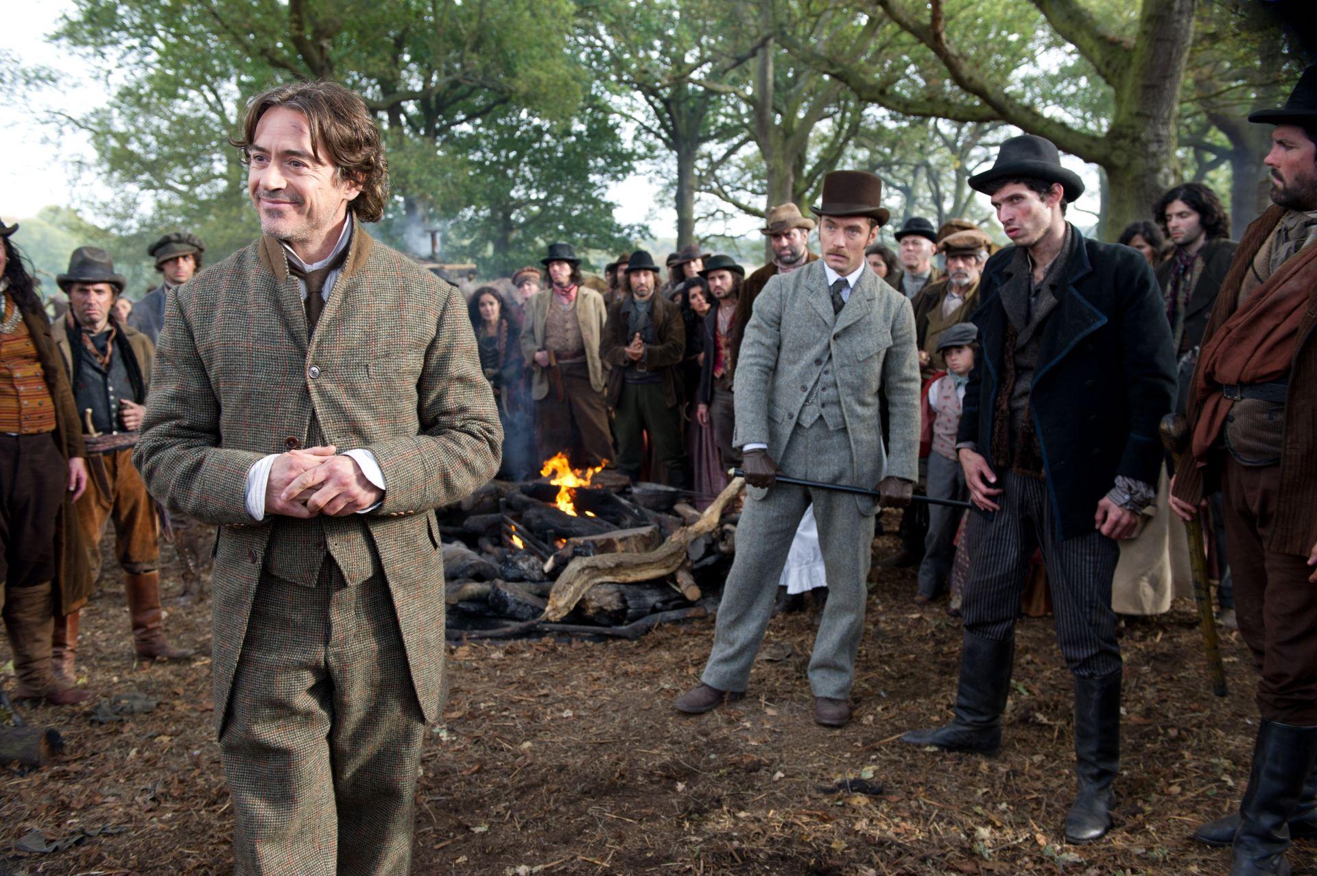 Sherlock Holmes Movie Sherlock Holmes A Game Of Shadows