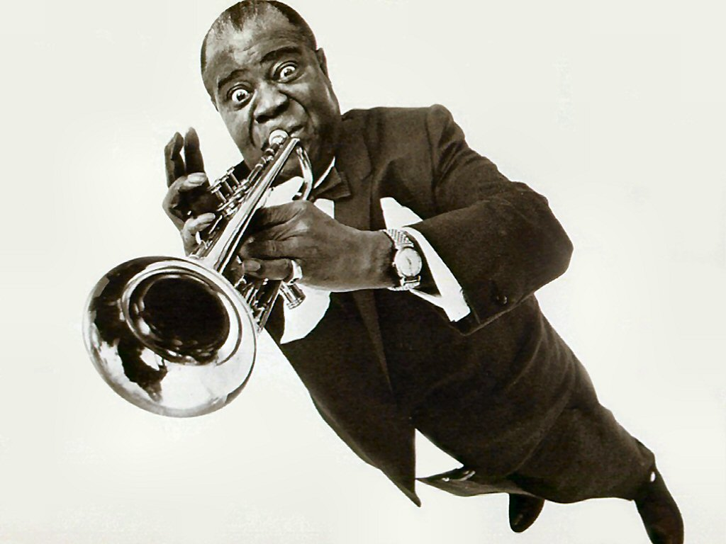 a life history of louis armstrong the musician Louis armstrong died on july 6, 1971 of a heart attack at the age of 69 he is remembered as one of the greatest musicians in american history he was inducted into the rock and roll hall of fame in 1990.