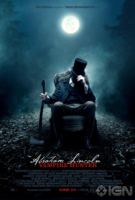 Abraham Lincoln Vampire Hunter Stream