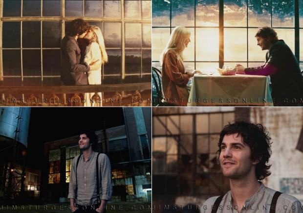 New Images of Jim Sturgess and Kirsten Dunst in 'Upside Down'