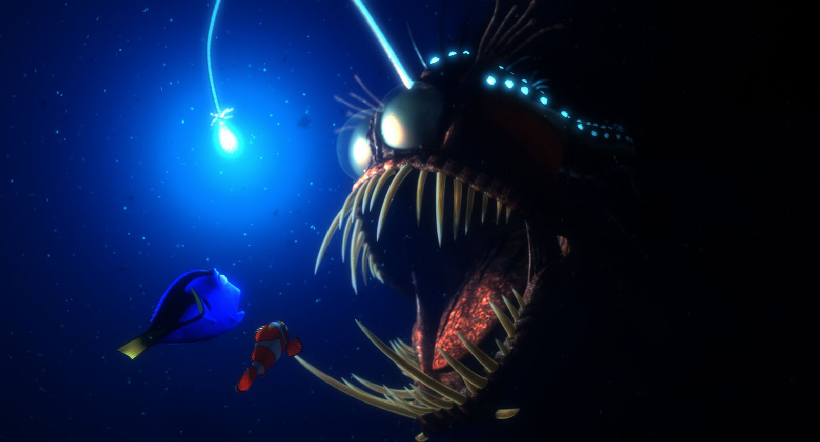 Finding Nemo 3D Trailer Will This Be Andrew Stantons 2012 Hit