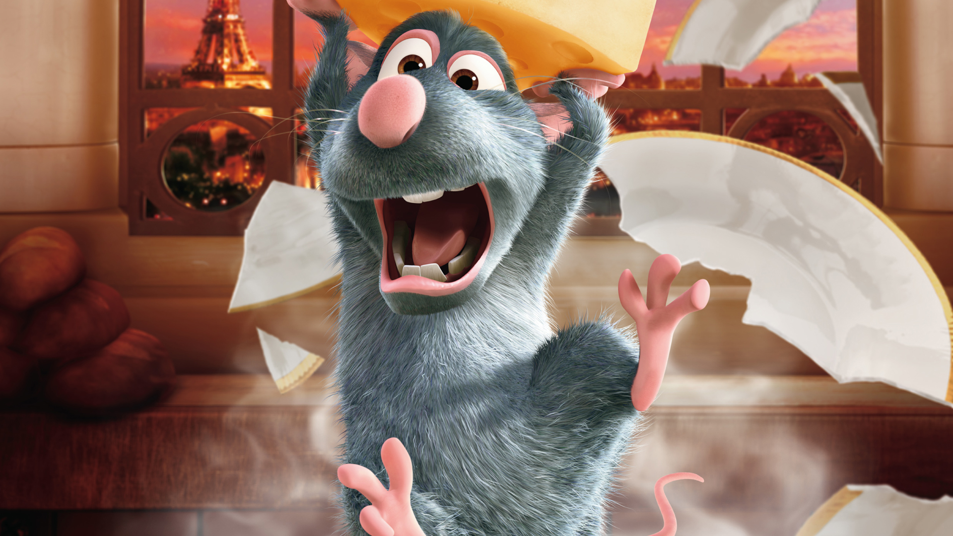 'Ratatouille' 3D Conversion and Theatrical Re-Release In ...