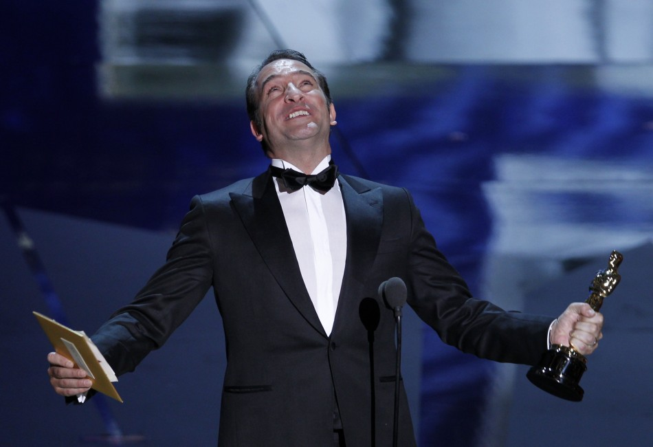 39 the artist 39 oscar winner jean dujardin heading back to for Film jean dujardin