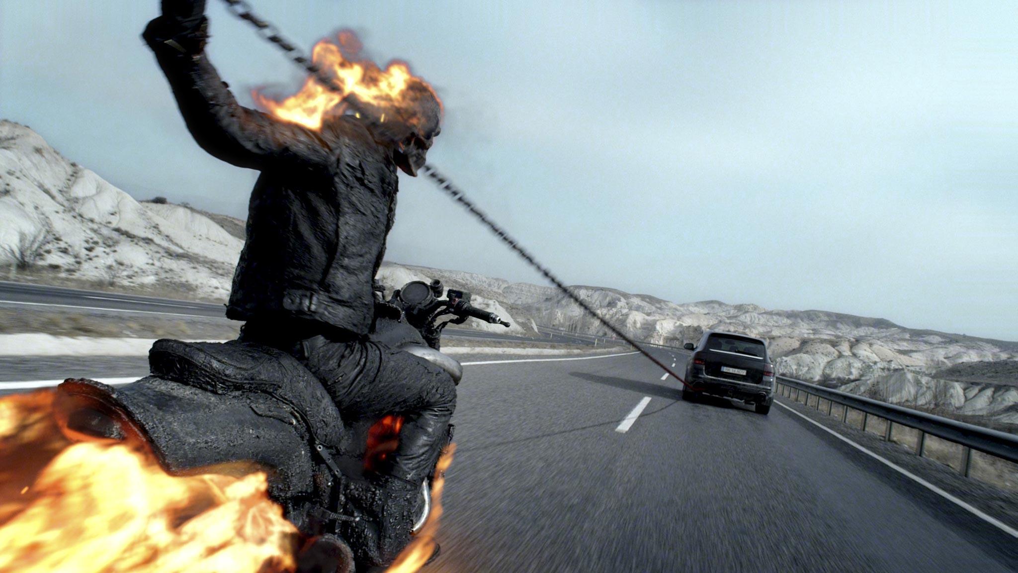 Ghost Rider 2 Stream German